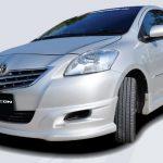 ชุดแต่งรอบคัน Toyota New Vios 2007 ทรง Z-II