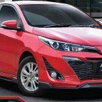 ชุดแต่งรอบคัน Toyota Yaris 2017 ทรง IDEO Speed