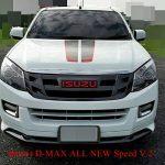 ชุดแต่งรอบคัน Isuzu D-MAX 2012 Speed ทรง X-S V.2
