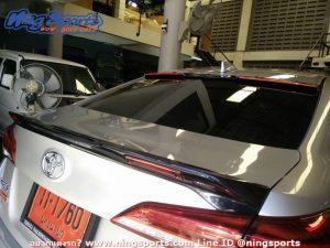 สปอยเลอร์ Toyota Yaris Ativ ทรง S1