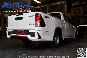 ชุดแต่งรอบคัน Toyota Hilux Revo Z-Edition ทรง Amotriz