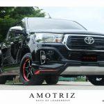 ชุดแต่งรถ Toyota Hilux Revo Z-Edition ทรง Amotriz