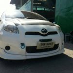 ชุดแต่งรอบคัน Toyota Yaris 2012 ทรง S1