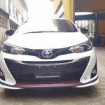ชุดแต่งรอบคัน Toyota Yaris 2017 ทรง Vitto