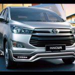 ชุดแต่งรอบคัน Toyota Innova Crysta ทรง Tithum