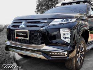 ชุดแต่งรอบคัน Mitsubishi Pajero Sport 2019 ทรง Tithum