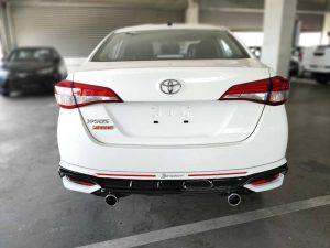 ชุดแต่งรอบคัน Toyota Yaris Ativ 2020 ทรง Rider V.1