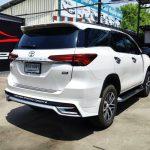 ชุดแต่งรอบคัน Toyota Fortuner 2020 ทรง Rider