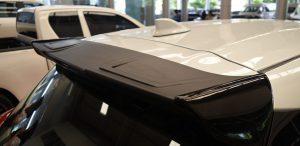 สปอยเลอร์ Toyota Yaris 2020 ทรง S1