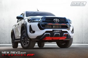 ชุดแต่งรอบคัน Toyota Revo 2020 Prerunner ทรง Xtreamer GT