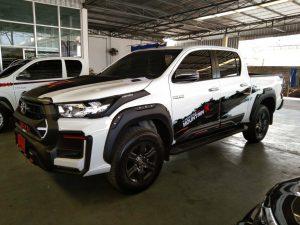 ชุดแต่งรอบคัน Toyota Revo 2020 Prerunner ทรง Formalas Mountain-X
