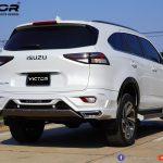 ชุดแต่งรอบคัน Isuzu Mu-x 2021 ทรง Victor