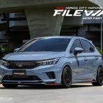 ชุดแต่งรอบคัน Honda City 2020 5D ทรง Filewar