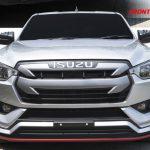 ชุดแต่งรอบคัน ISUZU D-MAX 2020 ทรง X Style