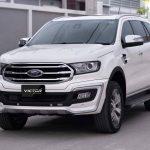 ชุดแต่งรอบคัน Ford Everest 2019 ทรง Victor