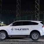 ชุดแต่งรอบคัน Isuzu Mu-x 2021 ทรง Thunzer