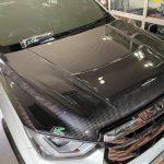 ฝากระโปรงคาร์บอน D-MAX 2020 Monza